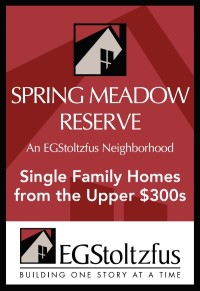 Spring Meadow Reserve Sign