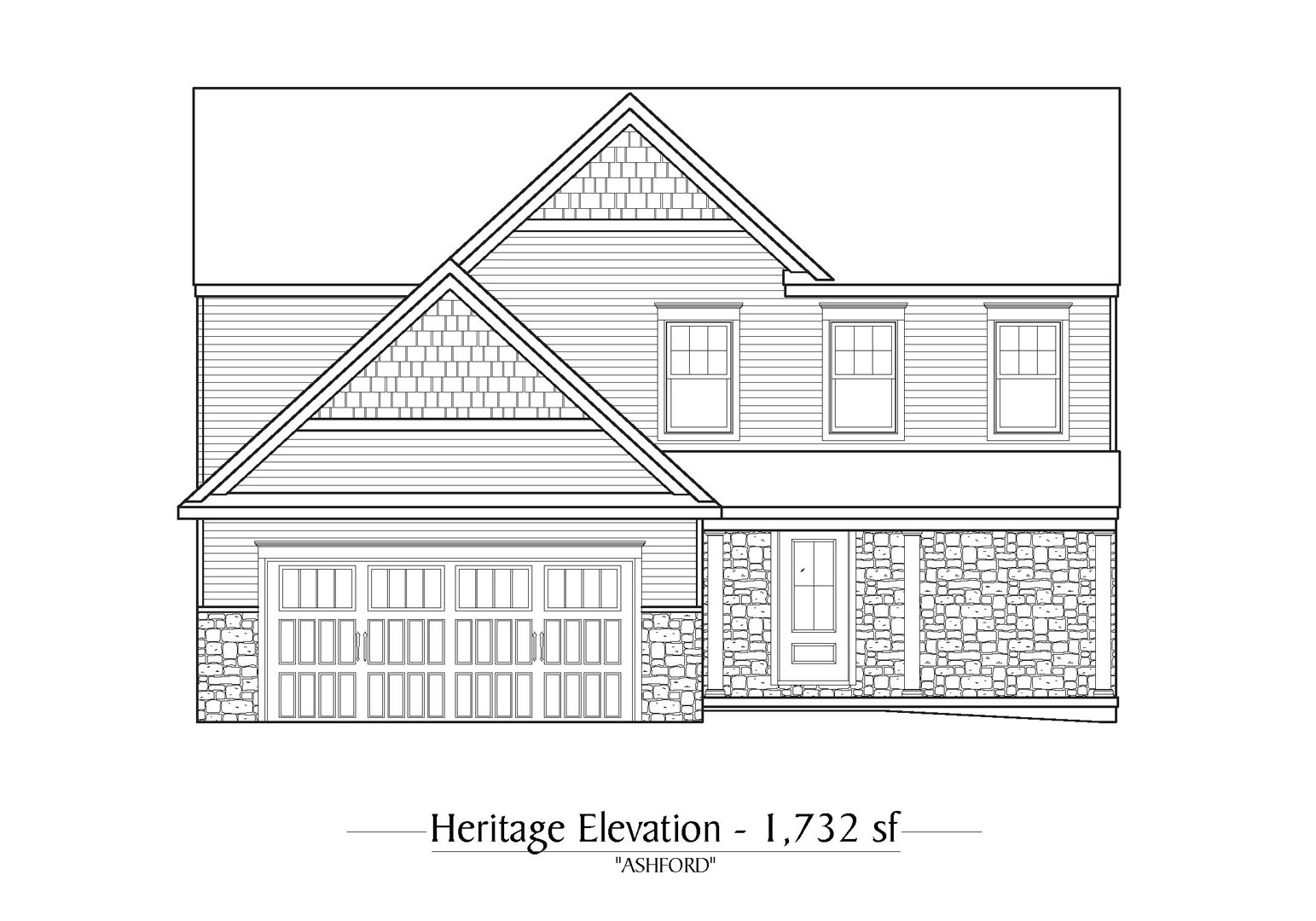 Heritage Elevation