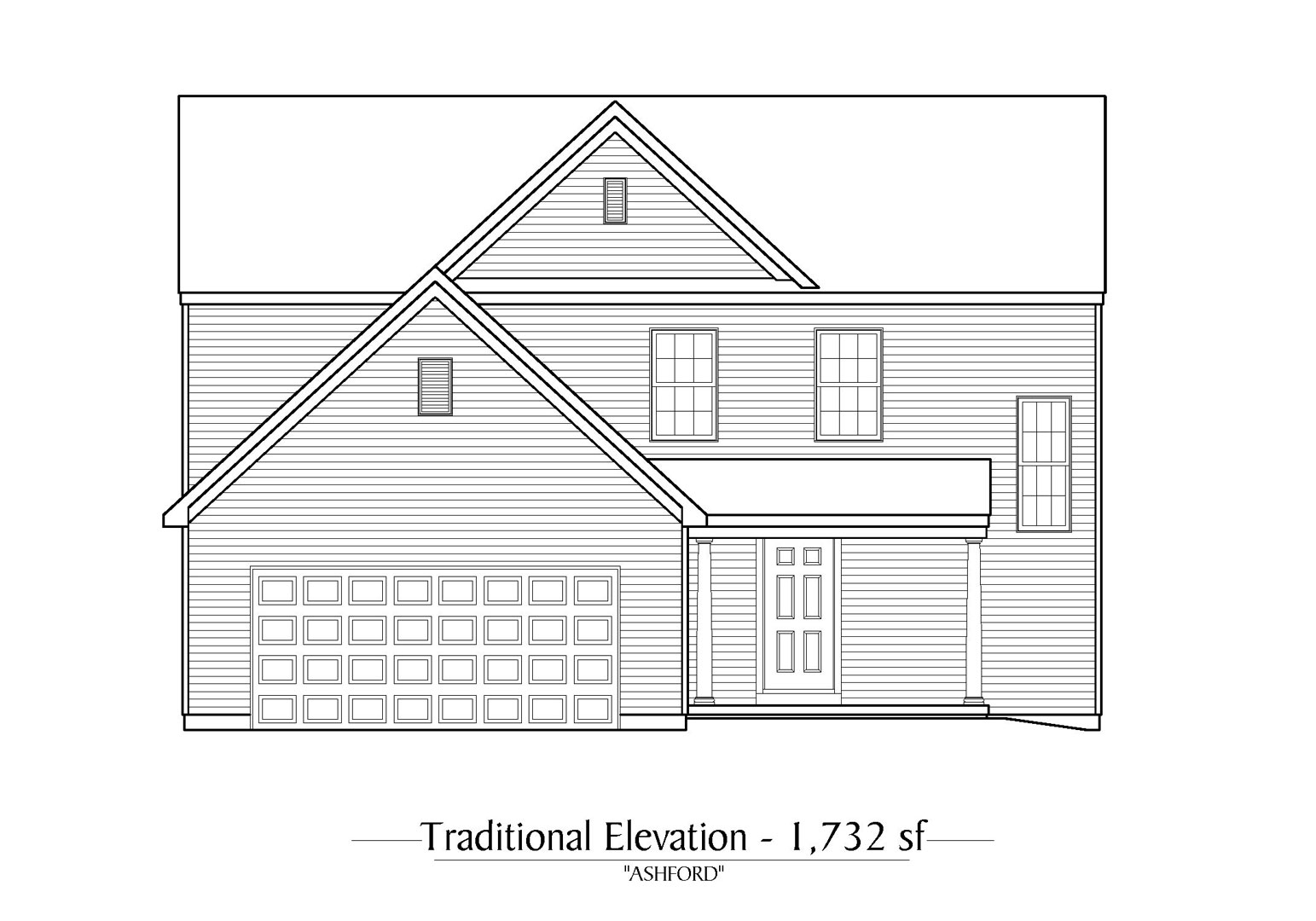 Traditional Elevation